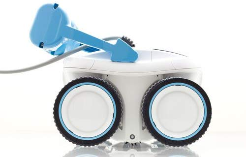 Aquabot Pool Cleaner Review - ABREEZ4WD Breeze 4WD Wheels
