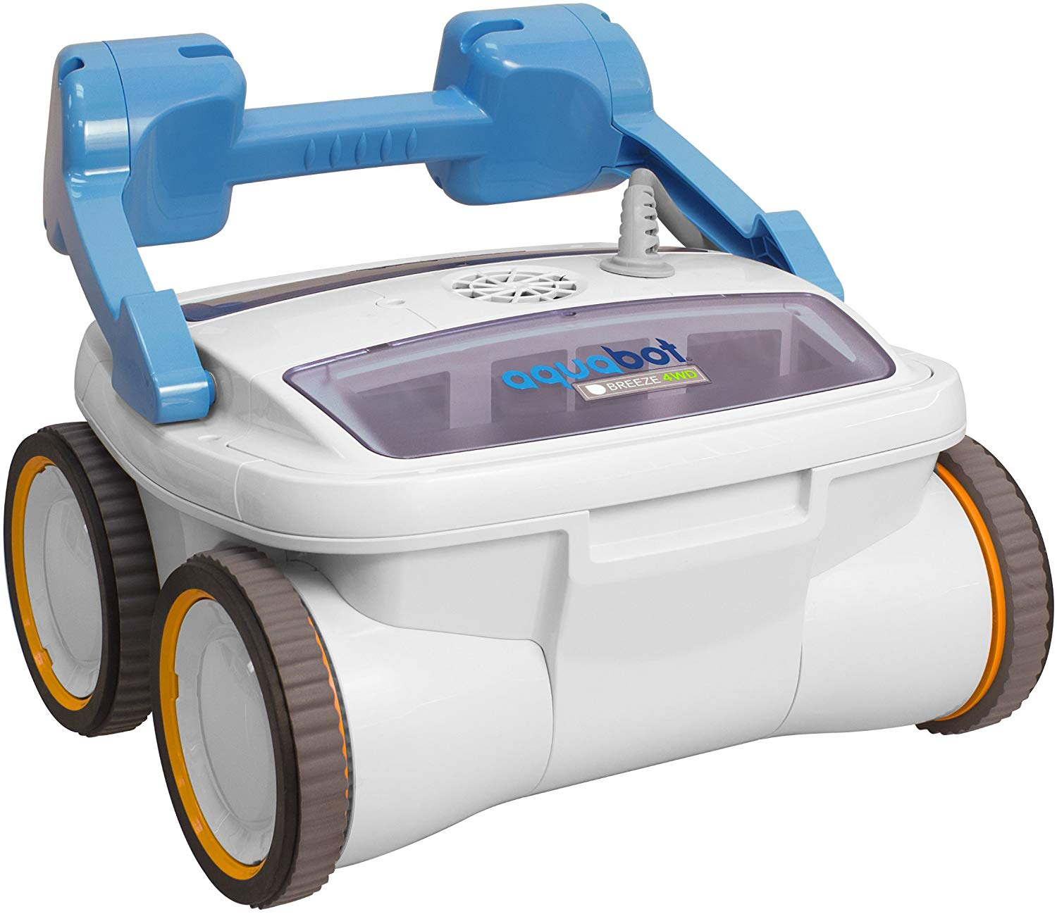 Aquabot Pool Cleaner Reviews - ABREEZ4WD Breeze 4WD Robotic