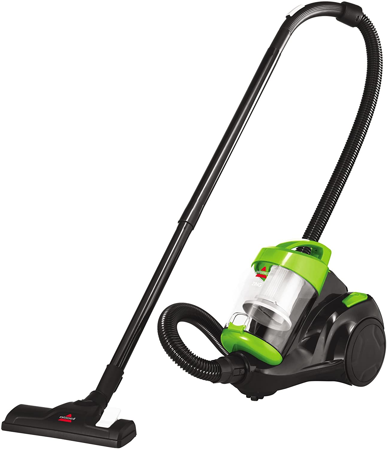 Bissell Zing Canister 2156A Vacuum Review
