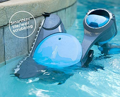 Dolphin Robotic Pool Cleaner Reviews - Smart Navigation