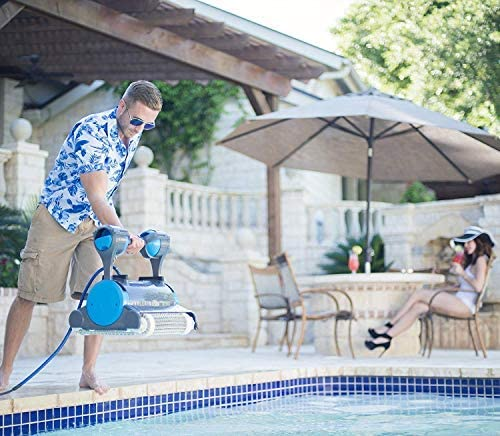 Dolphin Robotic Pool Cleaner Reviews - Weight