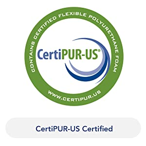 Dynasty Mattress Review - CertiPUR-US certified