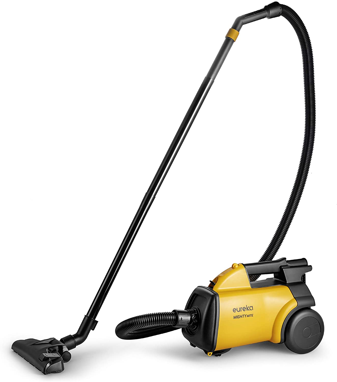 Eureka Mighty Mite Canister Vacuum Cleaner 3670M Review