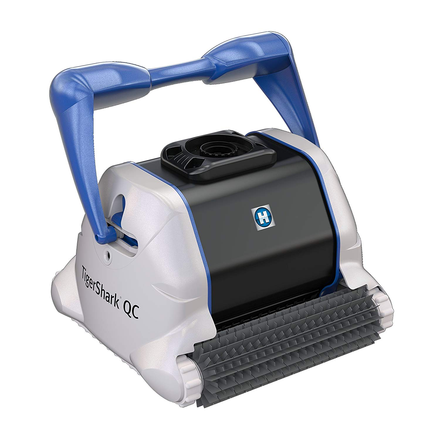 Hayward RC9990CUB TigerShark Robotic Pool Vacuum Cleaner Review