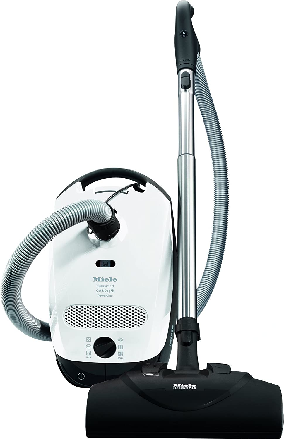 Miele Classic C1 Cat & Dog Canister Vacuum Cleaner Review