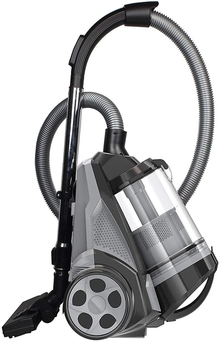 Ovente ST2620B Bagless Canister Cyclonic Vacuum Review