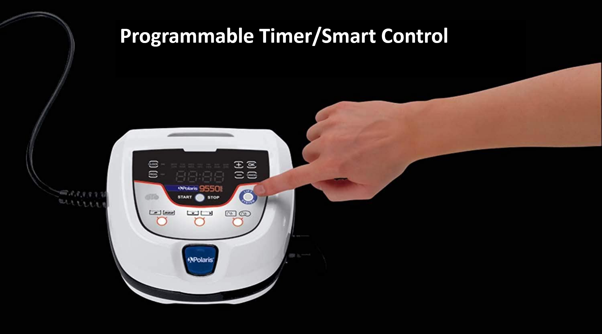 Polaris Robotic Pool Cleaner Programmable Timer